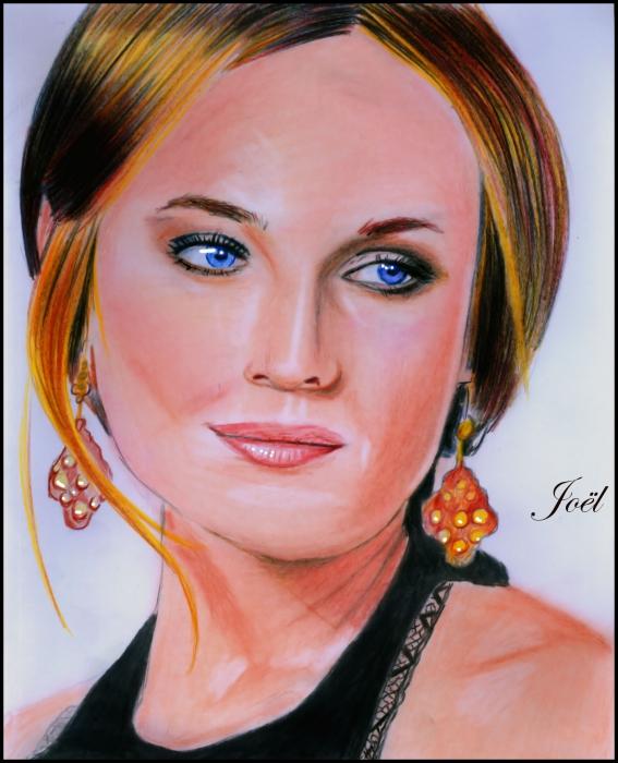 Diane Kruger by klk68